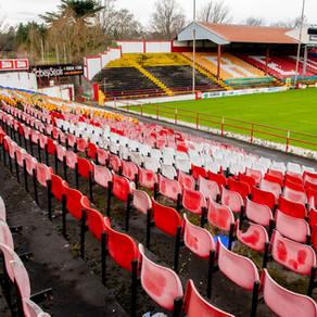 GROUND // Tolka Park - Shelbourne FC (Ireland)
