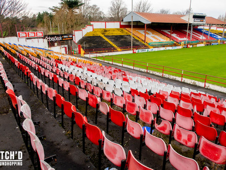 GROUND // Tolka Park - Shelbourne FC (Ireland)