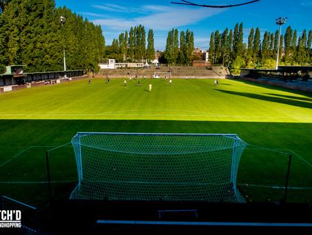 GROUND // Kleine Heizel - RSC Anderlecht Youth Iris League
