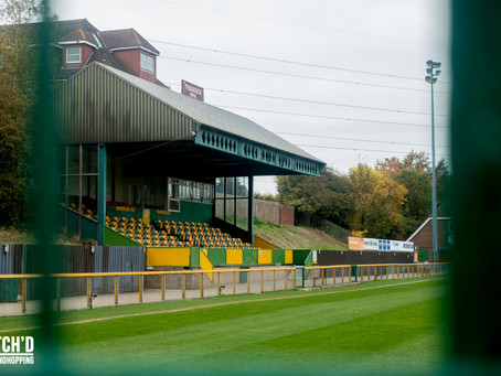 GROUND // Ship Lane - Thurrock FC (England)