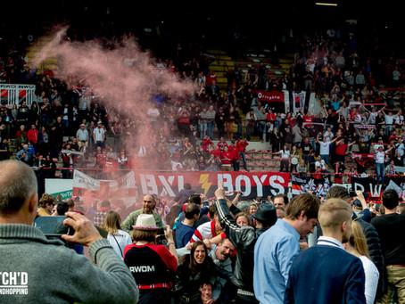GROUND // Stade Edmond Machtens - RWDM