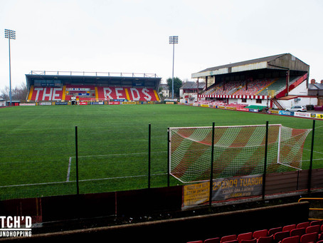 GROUND // Solitude Stadium - Cliftonville FC (Northern Ireland)