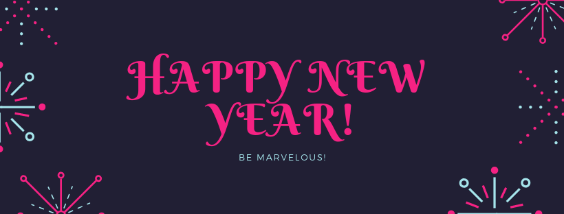Happy New Year from My Marvelous Journey