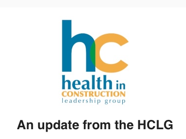 Read the latest update on the HCLG's plans, priorities and news from the industry on health.
