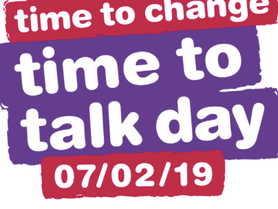 Time to Talk Day - 7th February
