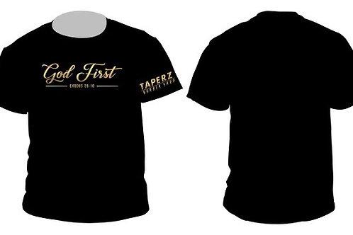 TAPERZ GOD FIRST SHIRT