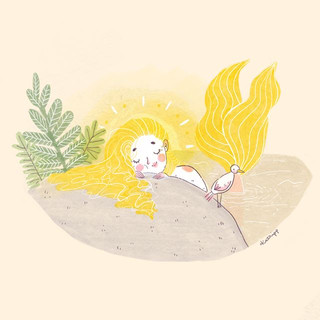 Sunshine Mermaid