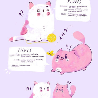 There's a new Duo in town 🐱 🐱 meet Flu