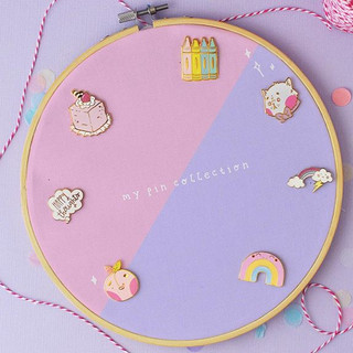Happy Thursday Guys 😍🙌🏻🙏 NEW PRODUCT ALERT! I have these cute new Pin hoops in stock that can come customisable to you, you can choose the b