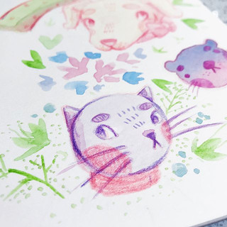 give any Watercolour advice_!