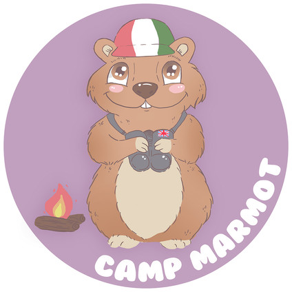 Camp Marmot - Italy Logo Commision 2016