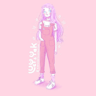Lucy And Yak Designer Clothing Illustration