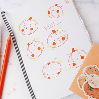 YAYYY! New autumn cuties are in my Etsy