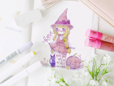 The Pastel Witch Collection