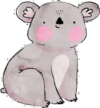 Koala Design for Bear and Rue - 2018