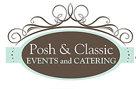Posh and Classic Events Logo