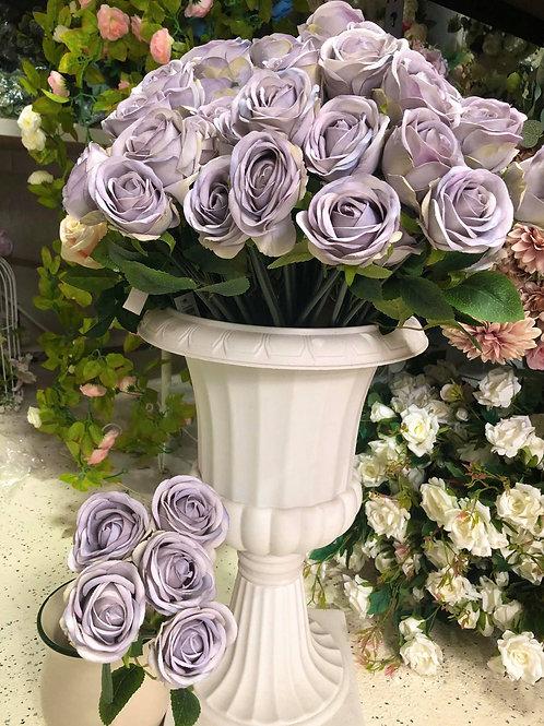 Vintage light Purple roses $1/stem