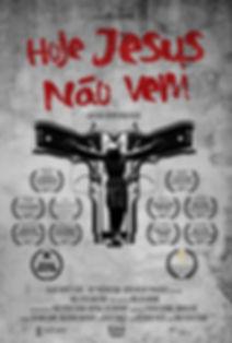 POSTER_-_Hoje_Jesus_Não_Vem_(CINZA_RGB)_