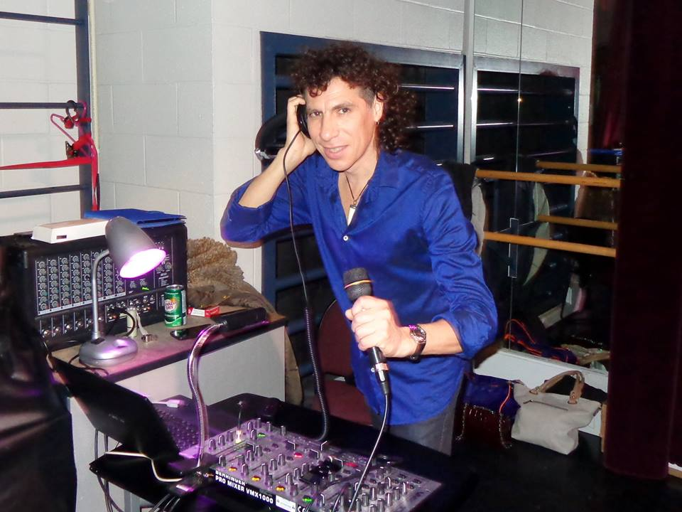 DJ Alberto playing Salsa, Bachata, Merengue Cha, Cha, Cha