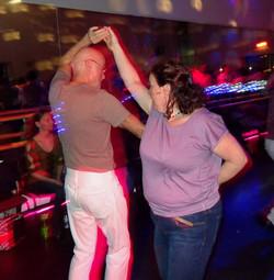 Have fun dancing salsa