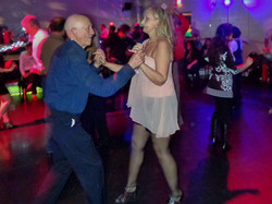 Dancing Cha-cha-Cha