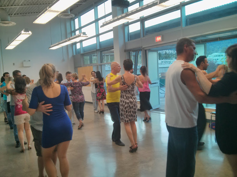 Salsa classes at Evergreen Cultural Centre in Coquitlam