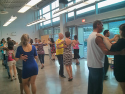 Salsa classes at Evergreen Cultural Centre in Coquitlam
