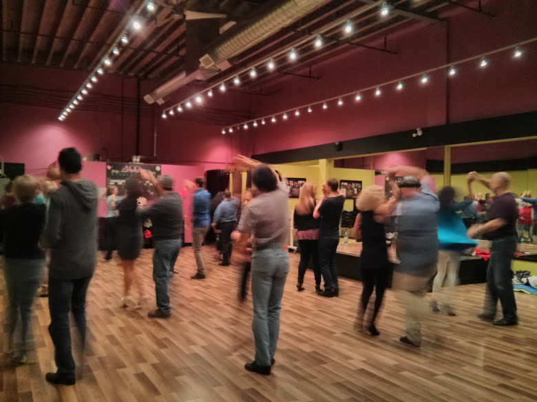 Salsa Class at Amor Fitness in Surrey