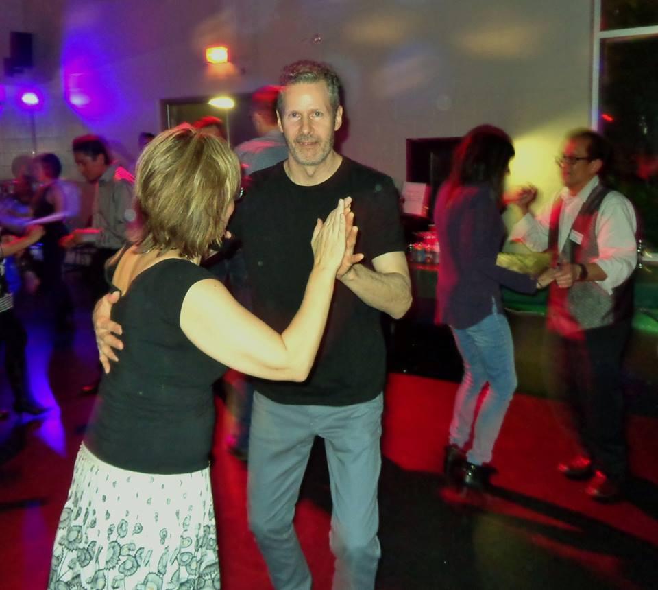 Cha-Cha-Cha dance