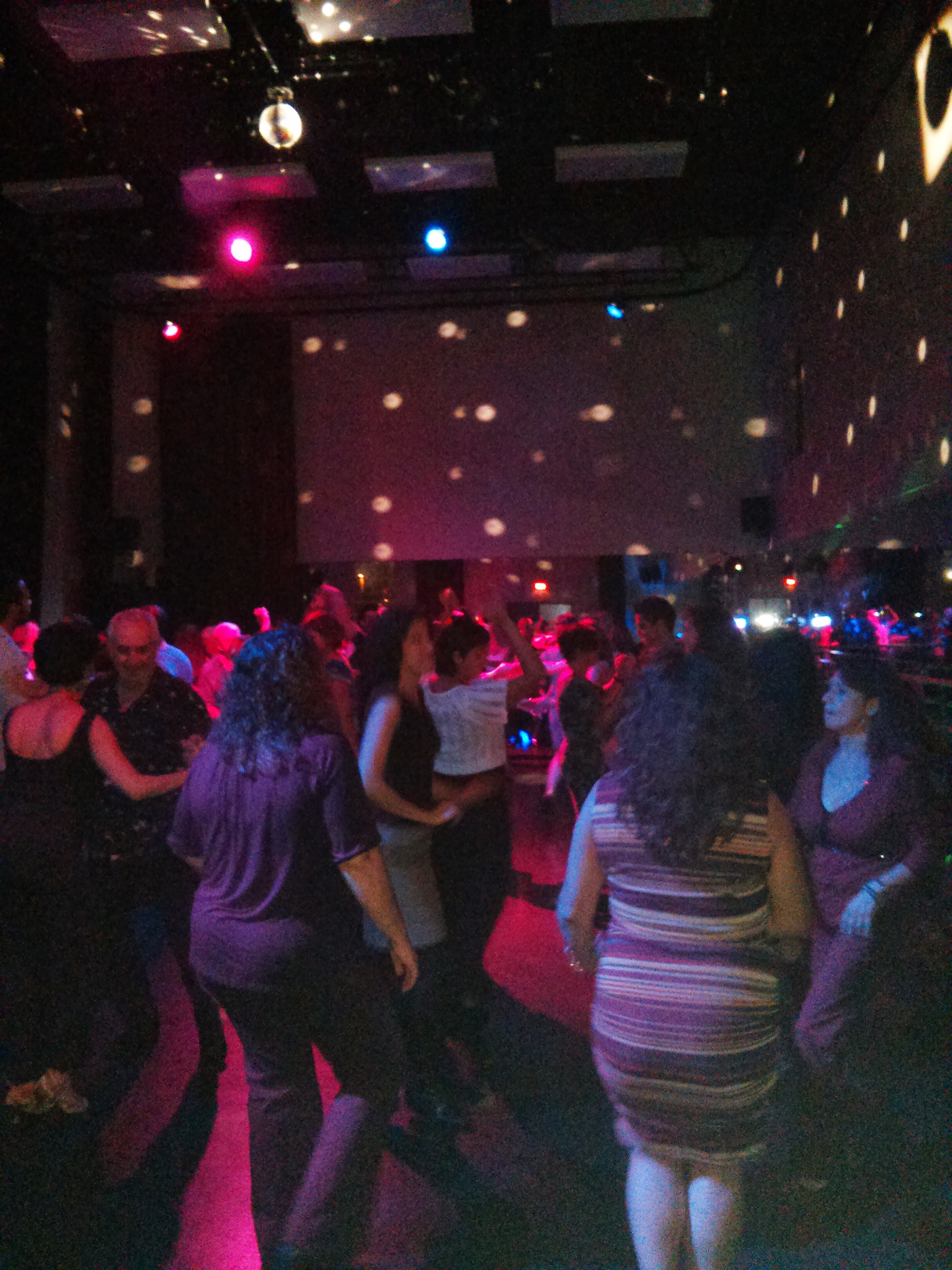 Latin Dance Party, October 5, 2013