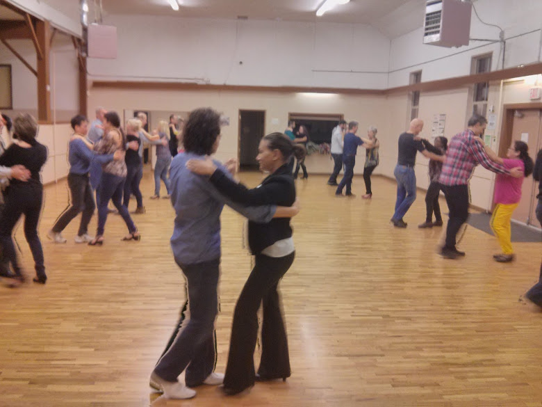 Salsa classes at Sullivan Hall in Surrey