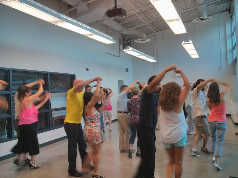 Salsa Class in Coquitlam- Evergreen Cultural Centre