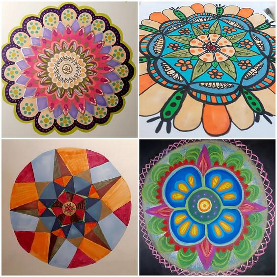 Art - Mandala (2pm)