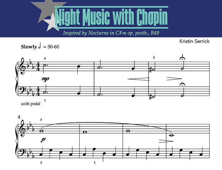 Night Music with Chopin