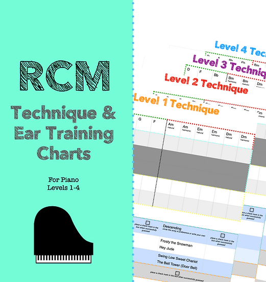 Elementary Technique and Ear
