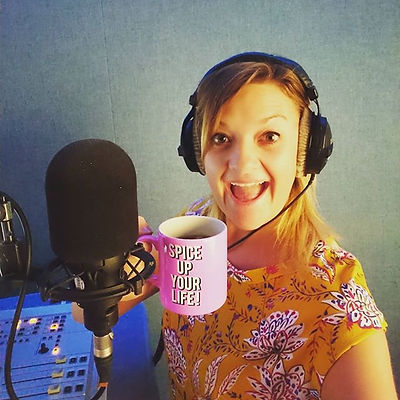 New mug, new dress, new location, new sh