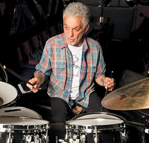 Dr. Steve Gadd - Modern Drummer 2017