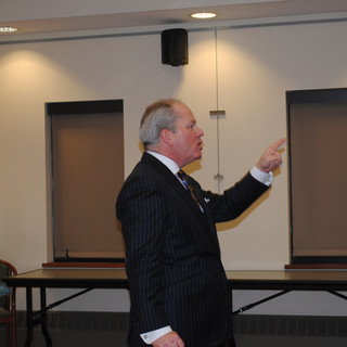 Guest Speaker Richard Godfrey