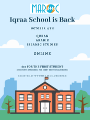 Iqraa School is Back!
