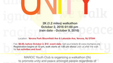 MyClub Walk for Unity and Peace