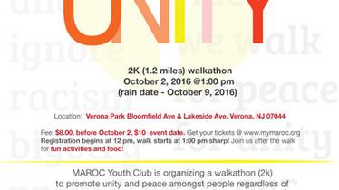 MyClub Walk for Unity and Peace