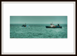 Rentrée au port