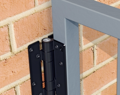 Kwik Fit Gate Hinge Wall Mount