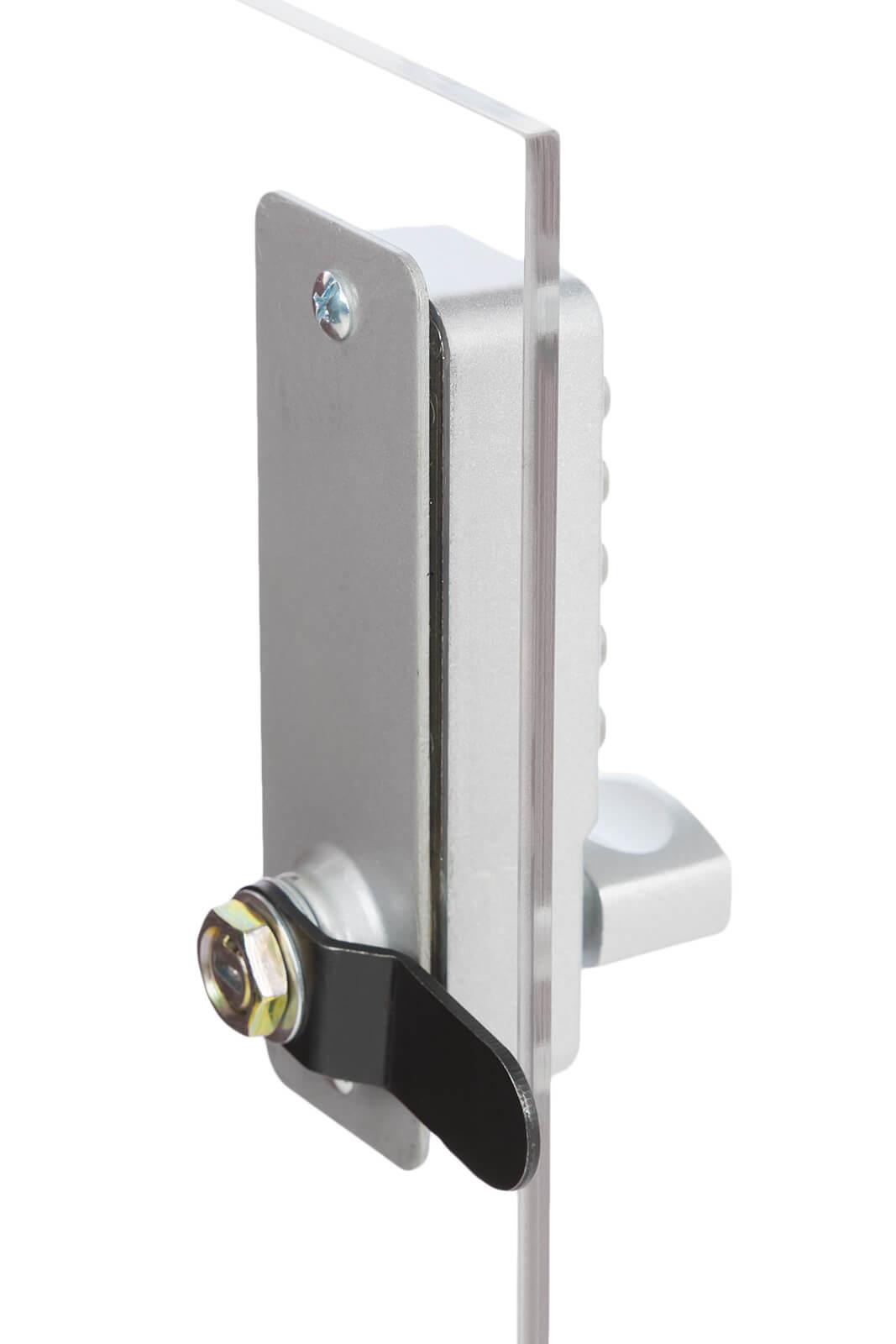 LC200 Lockey Cabinet Lock Rear