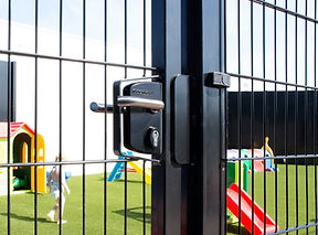 LAKQU2 Locinox Gate Lock