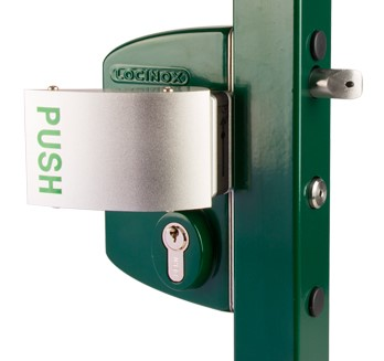 Locinox Push Pad Gate Lock