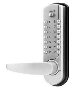 Lockey 7100 Keyless Door Lock