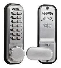 Lockey 2435 Keyless Door Lock