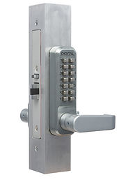 LD930 Lockey Narrow Stile Door