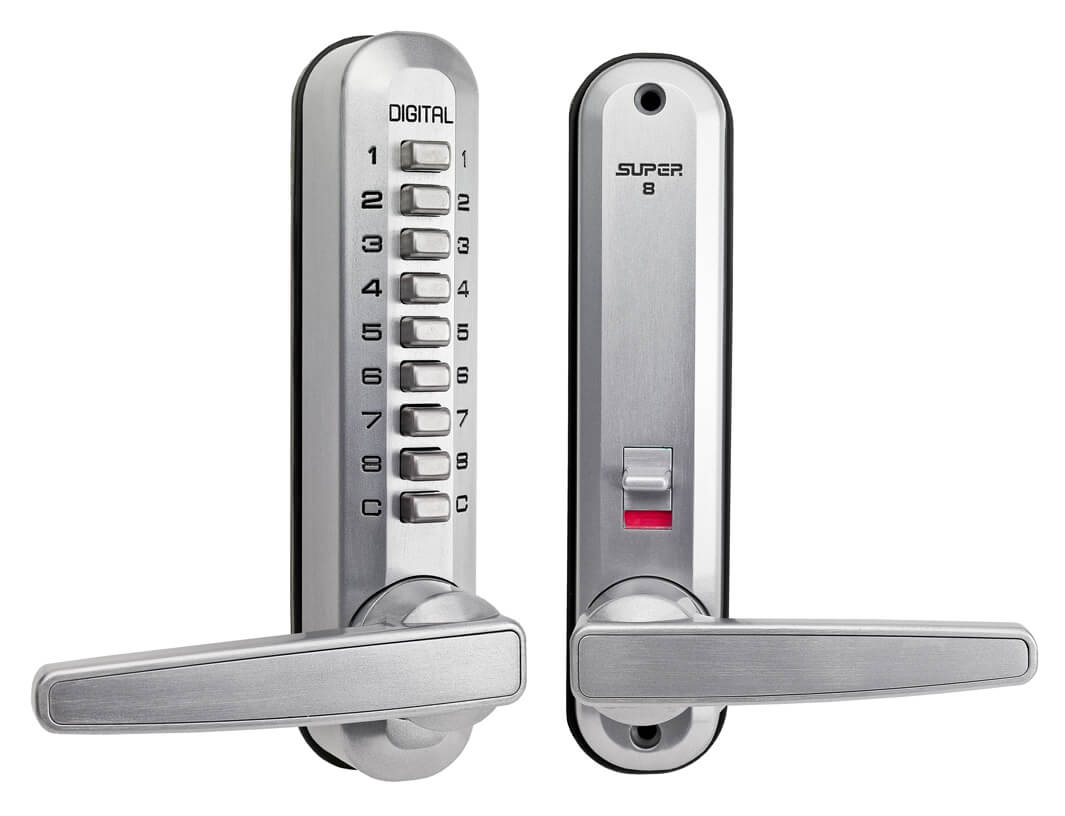 Lockey Super 8 7055 Keyless Door Lock